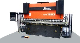 Buy Quality Used Press Brakes at Electro Motion